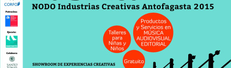 #Fábrica_ANF showroom de experiencias creativas 2015