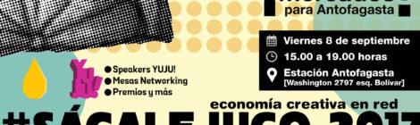 #SácaleJugo 2017 :: Economía Creativa en  Red