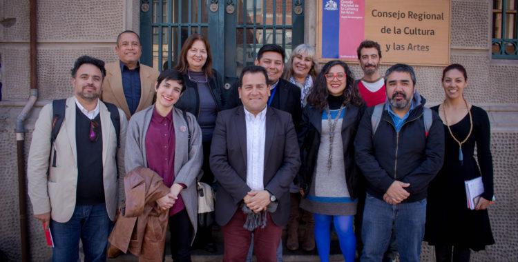 PRIMERA SESIÓN DE LA MESA REGIONAL ECONOMÍA CREATIVA