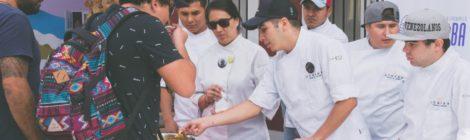 Producción Día de la Cocina Chilena