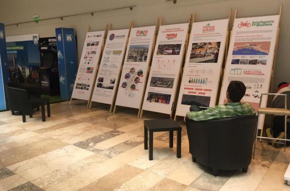 CREO presente en evento Cámara Chilena de la Construcción